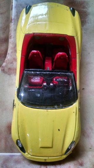 Kit Carcaça Miniatura Ferrari Califórnia 1/24 + Rodas Hamann