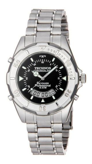 Relógio Technos Masculino Performance Skydiver T20547/1p
