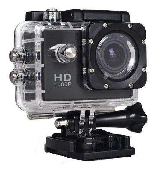 Câmera Filmadora Digital Esportes A Prova D