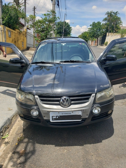 Volkswagen Saveiro 1.6 Surf Total Flex 2p 2008