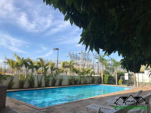 Apartamento 104m² Vila Homero Thon  Santo André / Sp - Aba0661