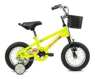 Bicicleta Olmo Cosmo Pets Cross Rodado 12 Lh Cuotas