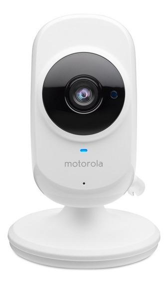 Câmera De Monitoramento Motorola Wi-fi Focus 68 Branca