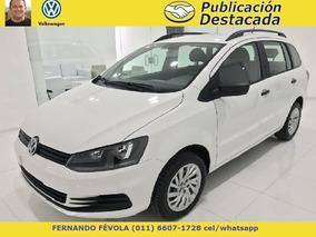 Vw Volkswagen Suran 0km Comfortline Financia Tasa 0 2019 7