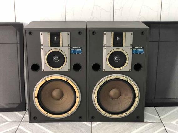Caixas Acústicas Technics Sb-g210 Ñ Marantz Sansui Gradiente