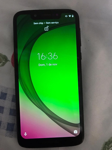 Celular Moto G7play