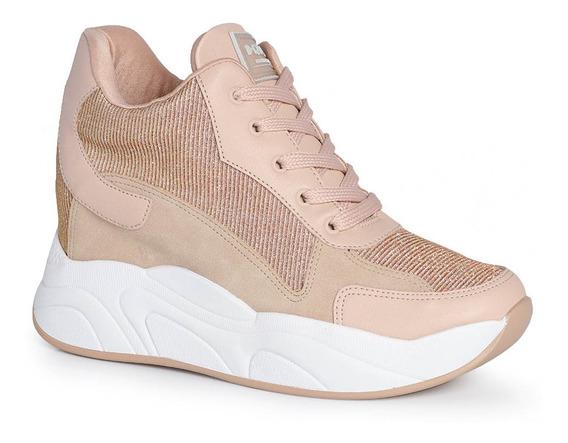 Tênis Sneaker Quiz Lurex