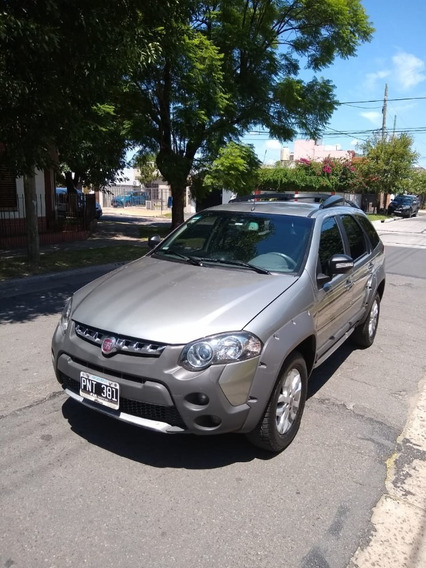 Fiat Palio Weekend Locker 1.6 16v