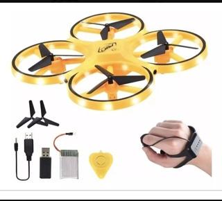 Mini Dron Control De Mano
