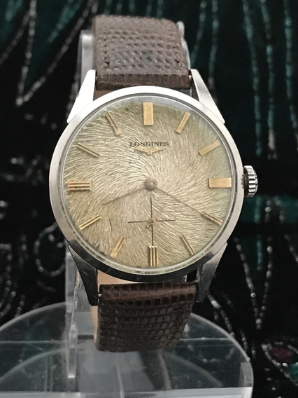 Longines Raro Dial Flinqué - Conheça Nossos Relógios Raros!