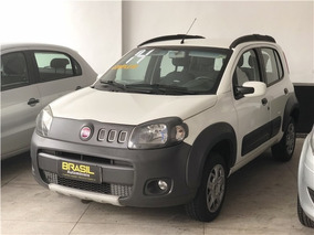 Fiat Uno 1.0 Evo Way 8v Flex 4p Manual