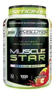Musclestar Star Nutrition X 1 Kg - Post Entrenamiento