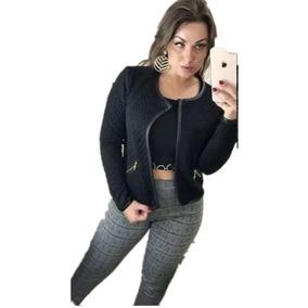 Blusas Blusinha Feminina Lançamento Moda Outono Inverno Frio