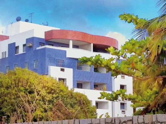 Apartamento Cobertura Cabo Branco - João Pessoa - Pb - 240m²