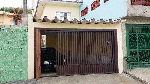 Imagem 1 de 12 de Casa Térrea Em Vila Paranaguá  -  São Paulo - 5641
