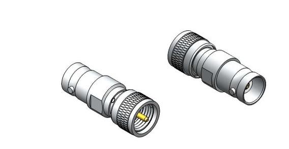 Adaptador Bnc Fêmea X Uhf Mini Macho Klc-92