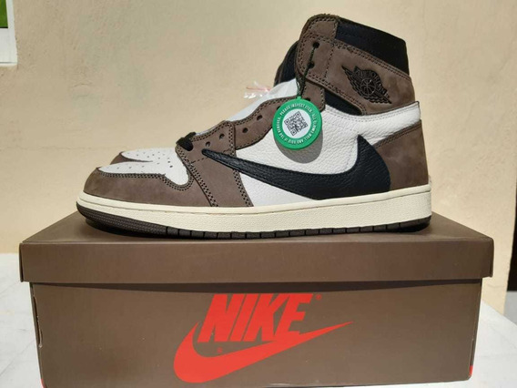 Sneakers Jordan 1 Travis Scott