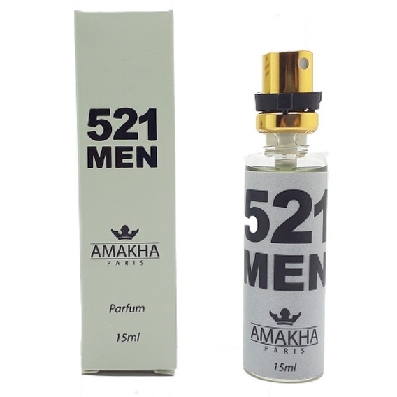 Perfume - 521 For Woman (ref. 212 Nyc) Carolina Amakha Paris