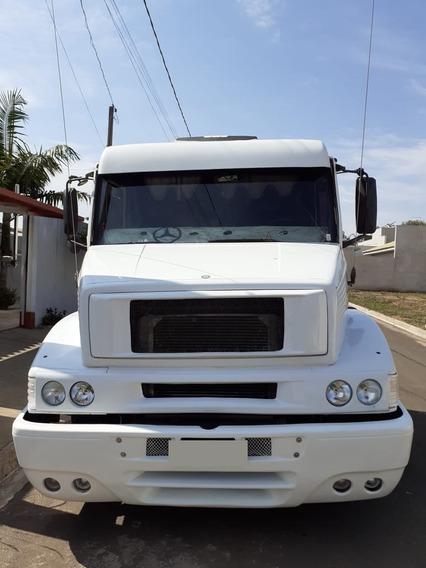 Caminhão Mb 1630 6x2 Motor Do 1935 Feito, Ano 1998