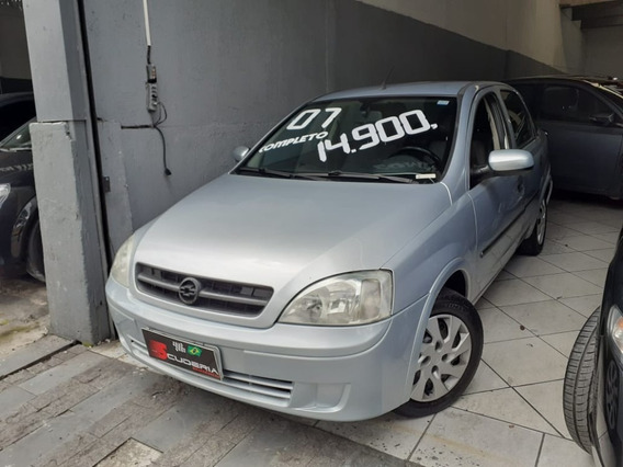 Chevrolet Corsa Sedan 1.8 Maxx Flex Power 4p 2007