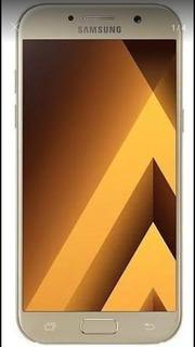 Celular A5 2017 Dourado 32gb
