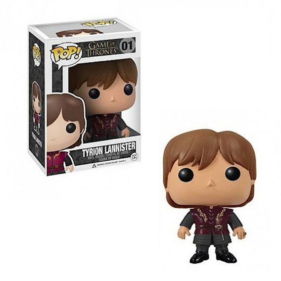 Figura Funko Pop Games Of Thrones - Tyrion Lannister 01