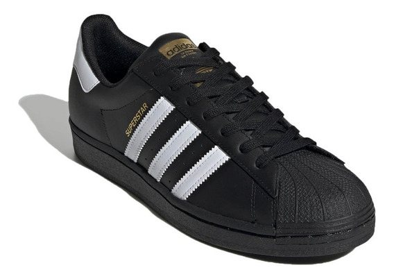adidas Originals Zapatilla Hombre Superstar Negro