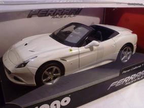 Miniatura Ferrari California T Open Top Race - 1/18 Bburago