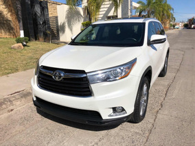 Toyota Highlander 3.5 Limited Mt 2015