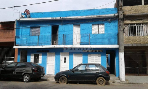 Sobrado Com 7 Dormitórios À Venda, 300 M² Por R$ 1.000.000,00 - Vila Califórnia - São Paulo/sp - So0383