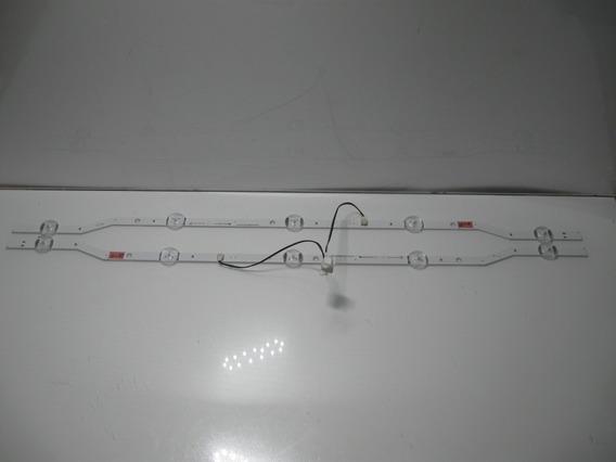 Par Barra De Led V5dn-320sm0-r5 Samsung Un32j4300