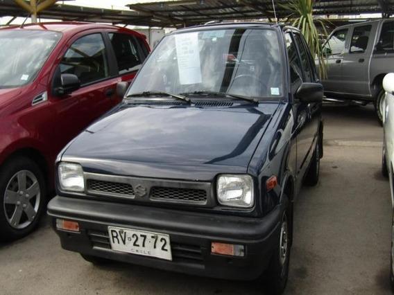Suzuki Maruti 0.8 Gl 1998