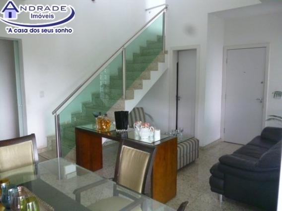 Cobertura Com 3 Quartos Para Comprar No Castelo Em Belo Horizonte/mg - And801