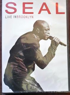 Dvd Seal Live In Brooklin