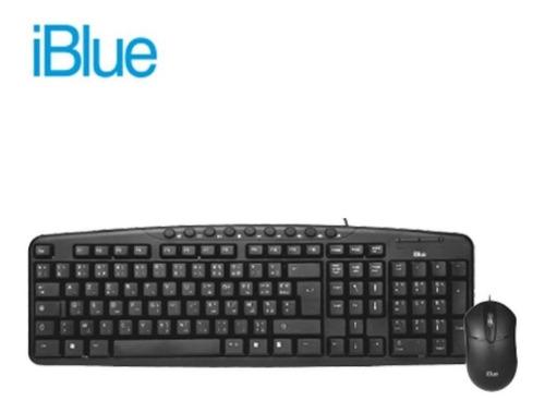 Kit 3 Teclado Mouse Parlante Usb Cybertel Cyb T333 Isc