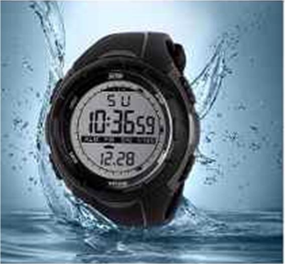 Relógio Militar Digital Aprova Dágua Ideal Para Esportistas