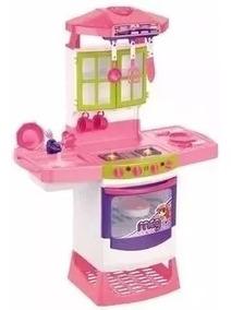 Cozinha Mágica Super Eletrônica (sai Agua) - Magic Toys 8019