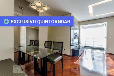 Apartamento No 6º Andar Mobiliado Com 3 Dormitórios E 1 Garagem - Id: 892910836 - 210836