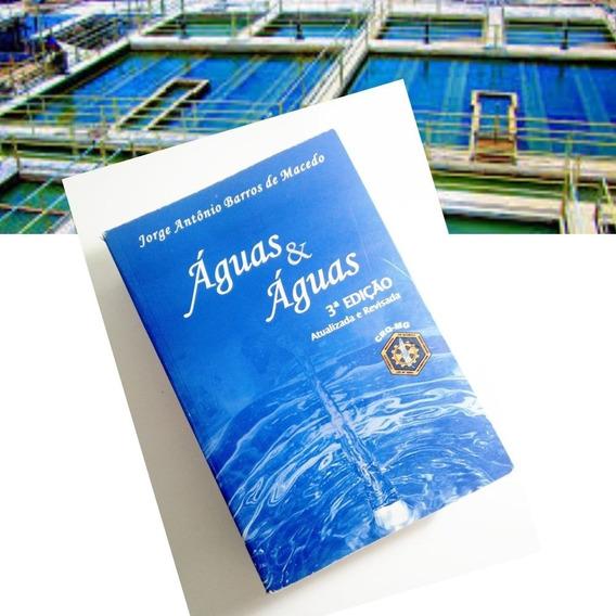 Livro: Águas & Águas 3ª Edição - Jorge Macedo