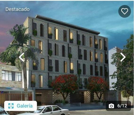 Departamento Nuevo En Renta Zona Chapultepec