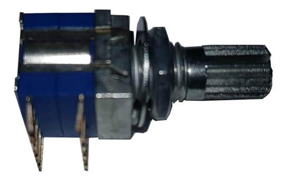 Potenciômetro Japonês Srbm140700 Eixo 15mm 4 Posiçõe Ac0279