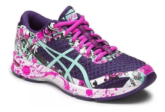 Tenis Asics Gel Noosa Tri 11 Mujer Correr Triatlon Gym