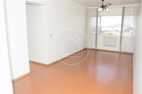 Apartamento 2 Dormitórios + Dependência Completa (cachambi)