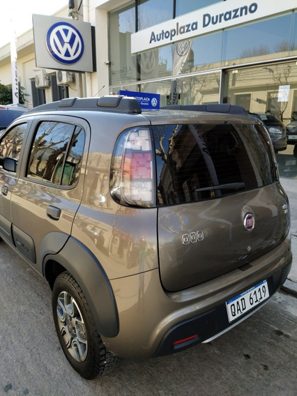 Fiat Uno Way 1.4 Extra Full 2016.