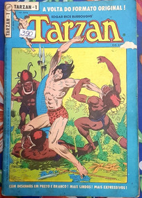 Tarzan, Nº 01 (12ª Série)