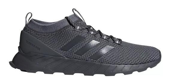 Zapatillas adidas Questar Rise Hombre - Gris