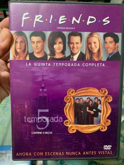 Dvd Friends Temporada 5