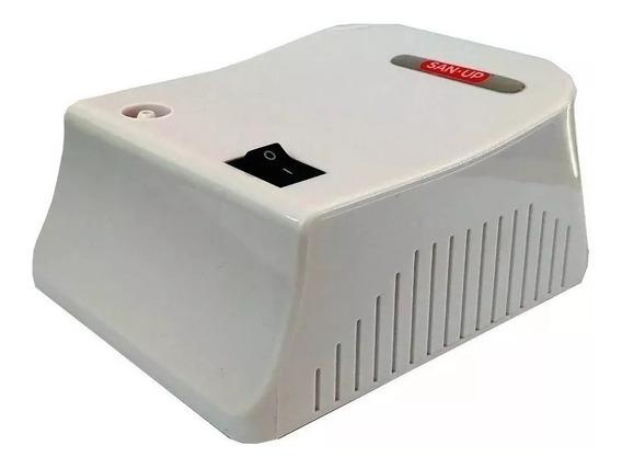 Nebulizador a pistón San-Up Mini blanco 220V