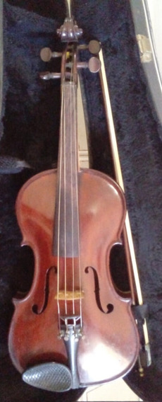Viola De Arco Luthier Enrico Zottolo 1950 (certificado)