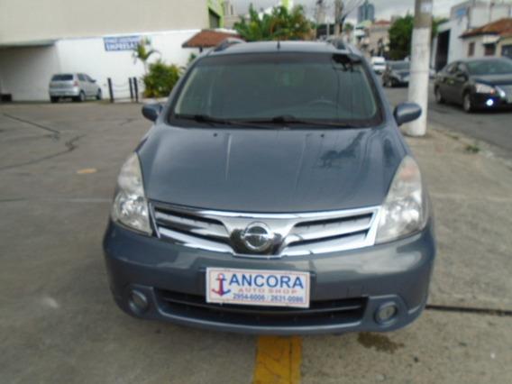Nissan Livina Sl 1.8 Automatica Flex 2012/2013